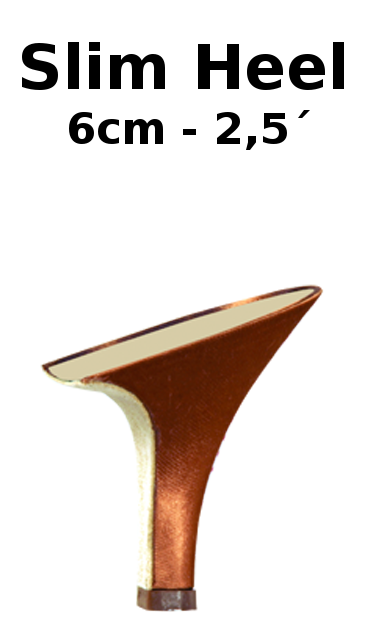"2.5 ""Slim - 6 cm Slim (individualized)"