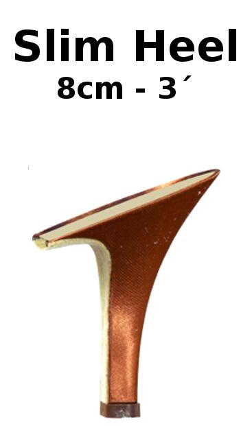 """3"""" Slim - 8 cm Slim"""
